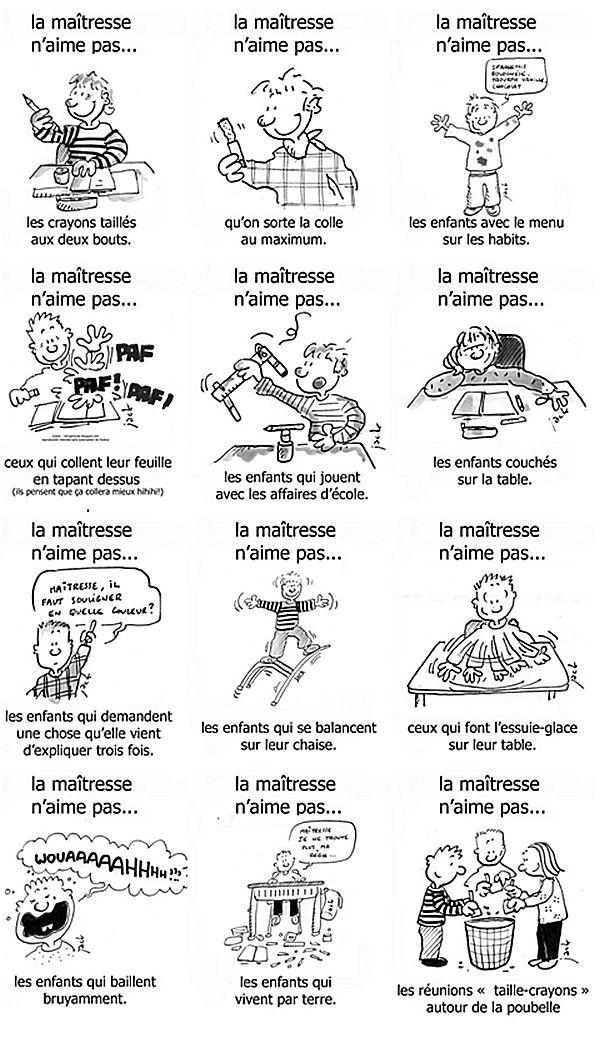 Dessins sur l 39 cole danger cole r seau d 39 changes de pratiques p dagogiques epinay sur - Remerciement maitresse d ecole cp ...